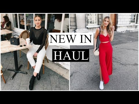 NEW IN HAUL | ZARA, TOPSHOP, NEWLOOK & ASOS!