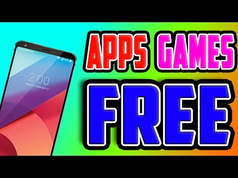 *WORKING 2017*  GET PAID APPS AND GAMES FOR FREE! [NO ROOT NO COMPUTER]