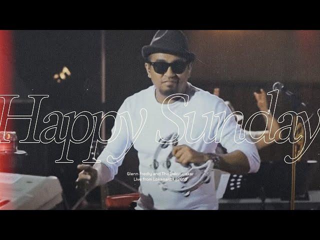 Glenn Fredly - Happy Sunday (Live)