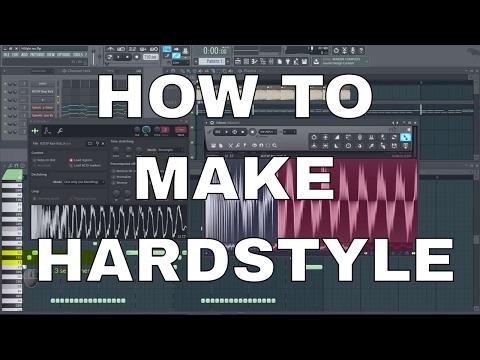 How to make Hardstyle + flp
