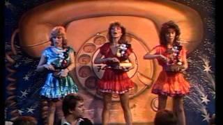 Arabesque - Why No Reply (WWF CLUB 1983)