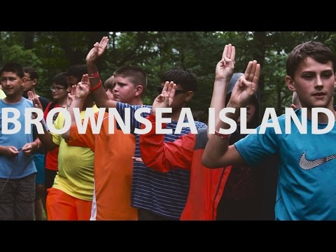 Brown Sea Island - Scout Camp For New Scouts