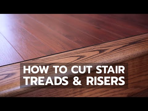 Jig for Measuring Stair Treads and Risers