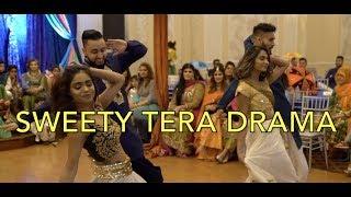 SWEETY TERA DRAMA | BEST MEHNDI DANCE | XPLOSIVE ENT