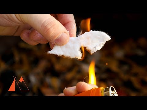 Make these fire starters for $0.08 each! – Mini MOD #47