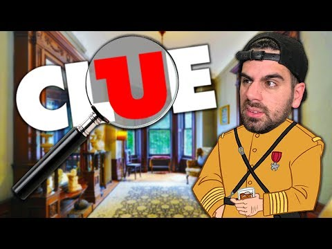 CLUE WITH SSUNDEE & AMBREW! (Clue: The Classic Mystery Game)