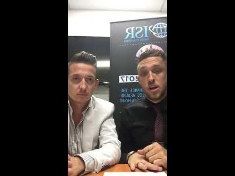 Jack Corbett & Ryan Tuckwood FB LIVE Talking Sales Training