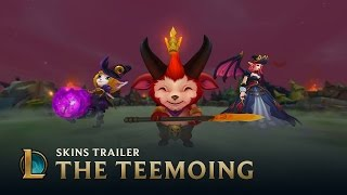 The End Is Nigh!!!   The Teemoing Skins Trailer - League of Legends