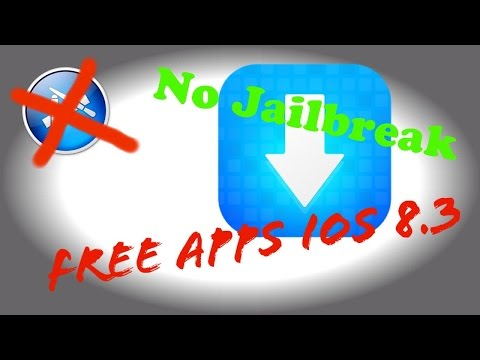Get Paid Apps Free Without Jailbreak ( iOS 8.3 - 9.0.2 )