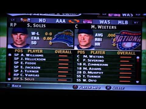 MVP Baseball 2018 (2005) Is Here - Overhaul Part I