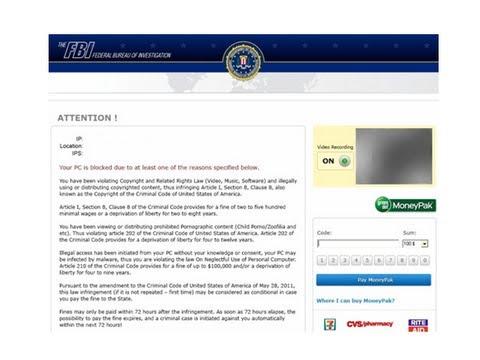 Remove FBI Ransom - FBI Moneypak Virus by Britec