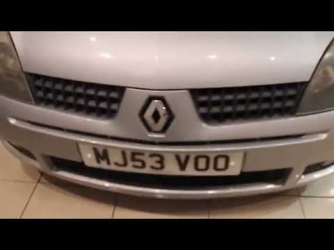 USED  RENAULT CLIO 2.0 RENAULTSPORT 16V 3DR 172 BHP