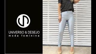 Lily Reviews: American Apparel - Spandex Disco Jeans