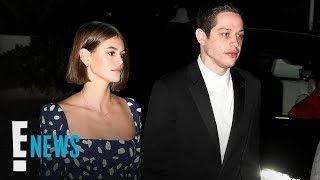 Why Kaia Gerber's Parents Are Stepping In to Help Pete Davidson | E! News