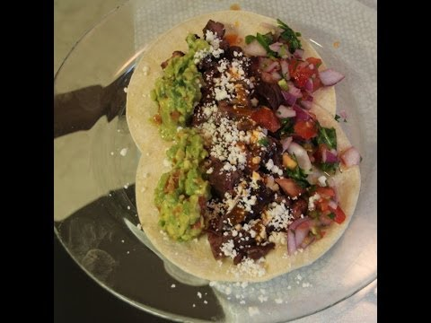 Real Taco Recipe Mexican