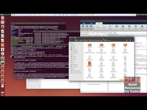 From Matlab GUI to standalone app for Linux and Windows