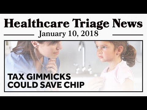 The Cost of Funding CHIP Just Went from $8 billion to $800 million. But It's Still Not Funded.