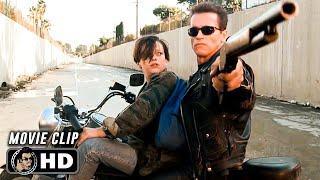 TERMINATOR 2 Clip - Truck Chase (1991) Arnold Schwarzenegger