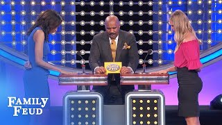 Here's why it's good to be Taylor Swift!   Family Feud