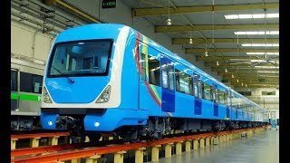 Lagos Light Rail Project When Completed