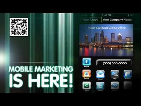 Mobile Marketing is Here!  Text, Video, SMS, You tube, Facebook, Twitter, QR Codes