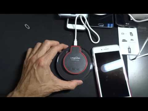 How to get Qi wireless charging on your iPhone 6 or 6 Plus and iPhone 7 or 7 Plus. Works perfectly!