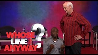 Ill-Advised Things to Do With Your Package - Whose Line Is It Anyway? US