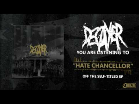 Decayer - Decayer EP [Full Stream] (2017) Chugcore Exclusive