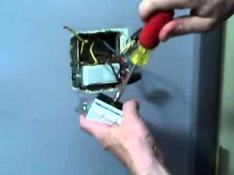 How To Wire a Triple Switch - 3 Single Pole Switches - Conduit