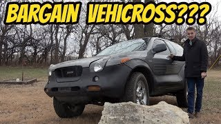 I Found the Cheapest Isuzu VehiCROSS in the USA