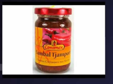 Sambal Tjampoer Conimex