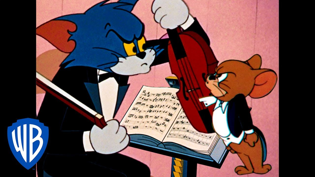 Tom & Jerry   Face the Music!   Classic Cartoon Compilation   WB Kids