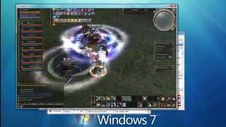 Showing how to use Adrenaline for Lineage 2 - 2 / 2 - PakVim