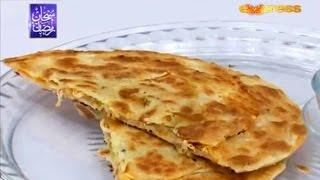 Pizza Paratha Recipe    Naheed Ansari - 29 June 2016   Express Entertainment