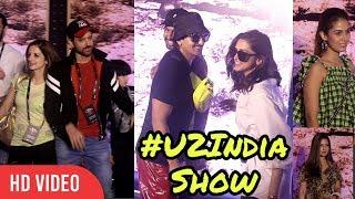 Ranveer, Deepika, Hrithik, Sussanne, Sachin & Others   U2 India Show   Viralbollywood