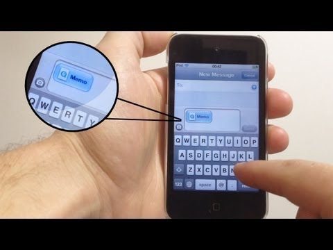 How to Send Voice Memos via iMessage on iPhone or iPod Touch