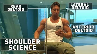 4 Best Shoulder Exercises In The World! | ACTIVATION TEST WINNERS
