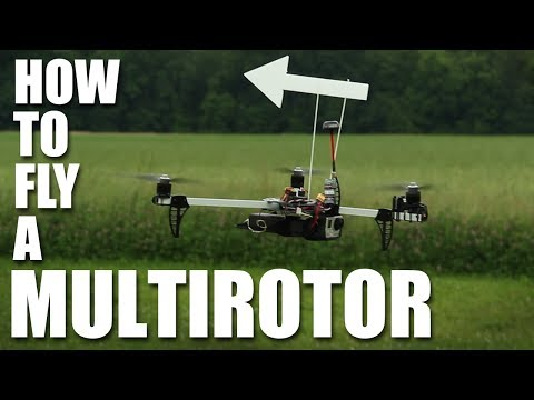 Learn How to Fly a Multirotor/Drone | Flite Test