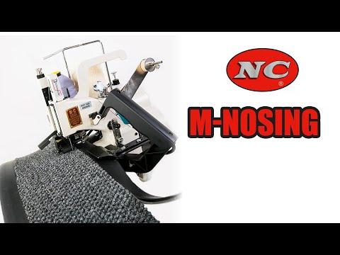 Portable Nosing Entrance Mat Bobbinless Sewing Machine