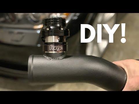 Forge Motorsport BMW N54 Charge Pipe BOV Install/Testing!