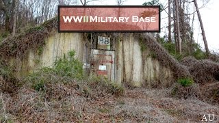 Exploring an ABANDONED Military Base (Found Explosive Material)