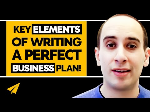 Business Plan Presentation - How to write a business plan for investors