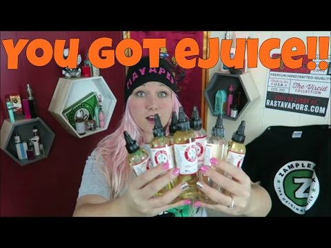 You Got eJuice! Very Affordable!   TiaVapes