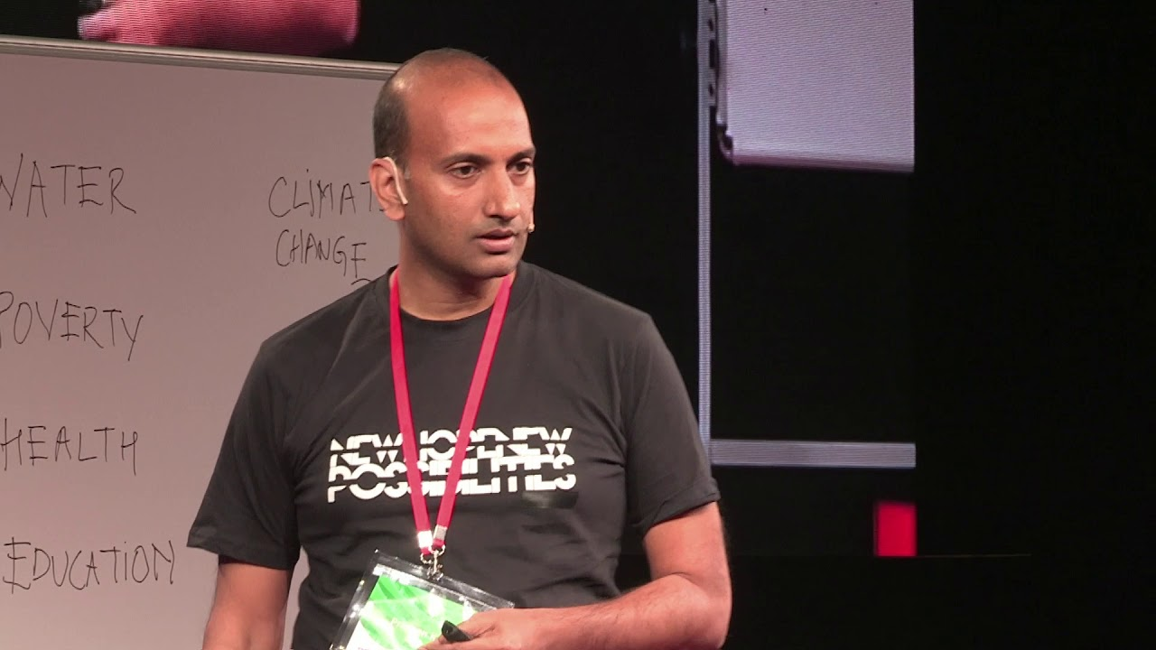 Why the best minds are not solving world's biggest problems?   Prasoon Kumar   TEDxPune