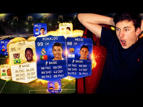 MOST EXPENSIVE TEAM ON FIFA 15!