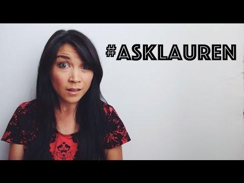#ASKLAUREN: SWAP BODIES? (Q&A)