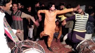 Punjabi Dhol Bhangra Dance in Pakistan |  dhol dance in wedding 2019