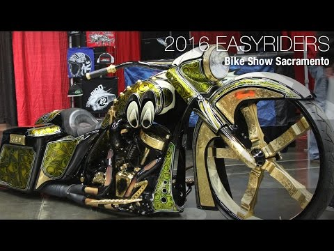 2016 Easyriders Bike Show Sacramento - MotoUSA