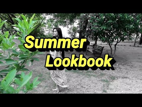 SUMMER LOOKBOOK 2018//Hairstyle Diaries//Outfit Ideas with Shein