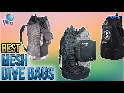 10 Best Mesh Dive Bags 2018